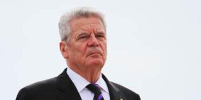 Joachim Gauck et la Gauche. © Eurojournalist(e)