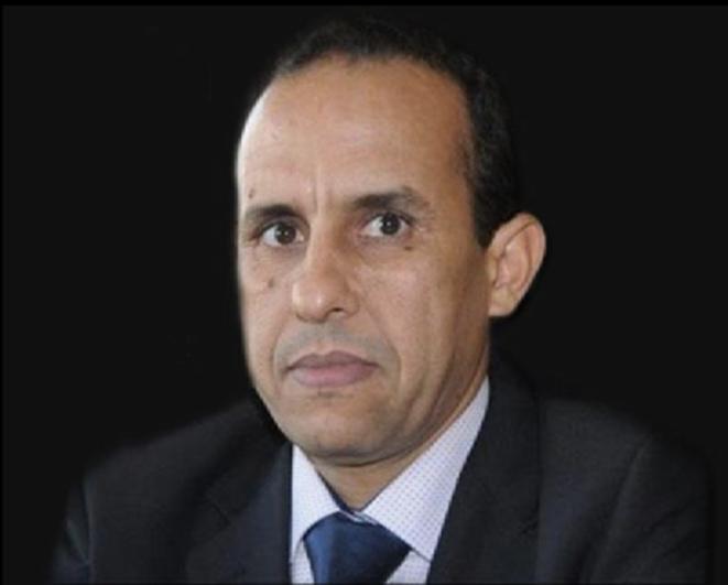 Le journaliste Ali Anouzla