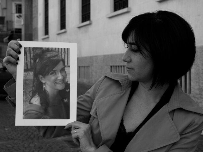 Ilaria Carosi © Juliette Soudan