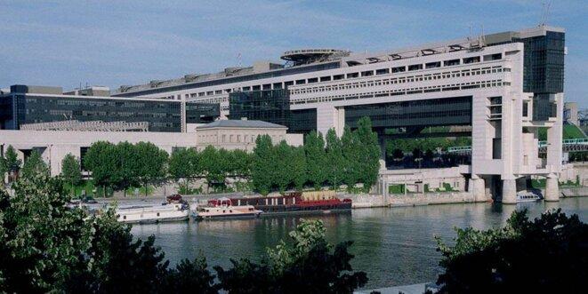 Bercy, ministère des Finances