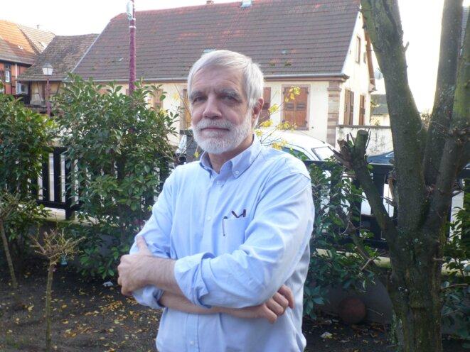 Le professeur Christian Marescaux.