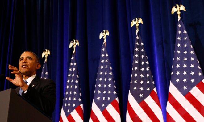 Barack Obama, vendredi 17 janvier 2014