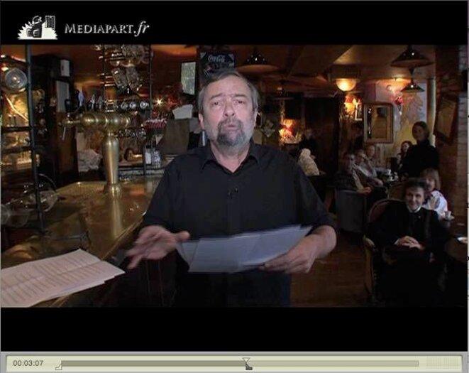 vidéo accessible dans l'article