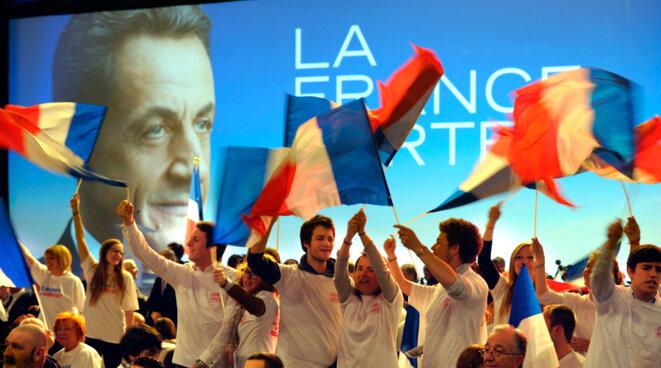 A Marseille, meeting du 19 février 2012
