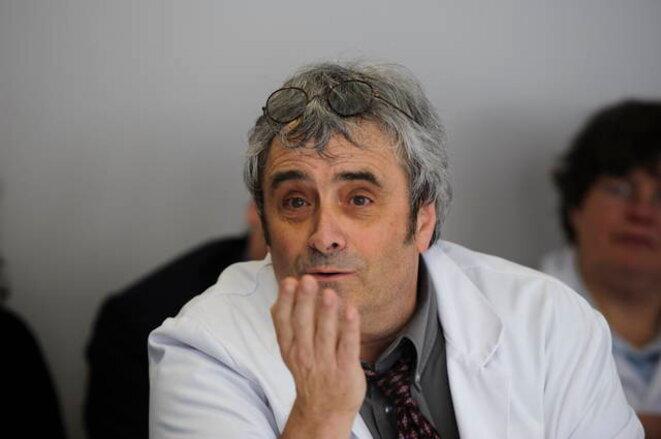AlainTyrode, directeur du centre de santé. © Ville de Gennevilliers
