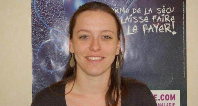 Vanessa Favaro, présidente de la LMDE