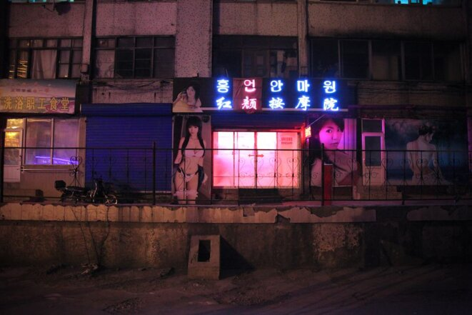 Bordel clandestin à Yanji
