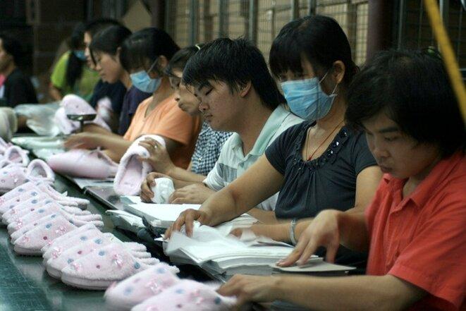 Usine à Dongguan