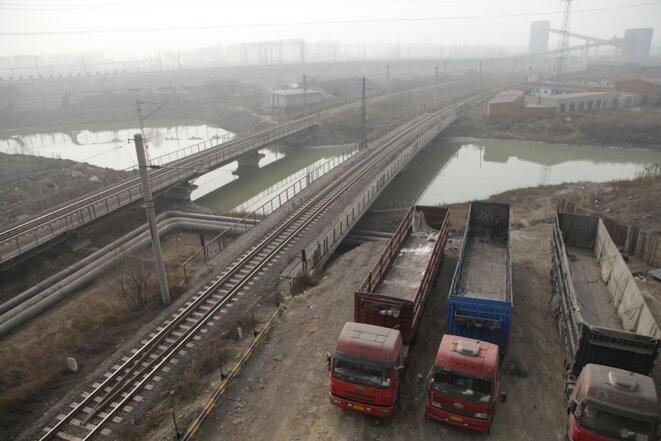 Les voies ferrées du charbon