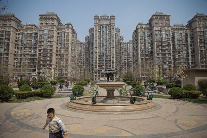 A Pékin, la résidence des perles à la vue impériale