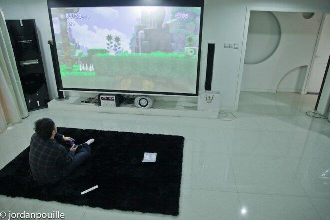 L'appartement de Shuang Zhi.