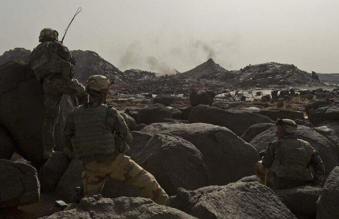 Des soldats français de l'opération Barkhane. © Ministère de la Défense