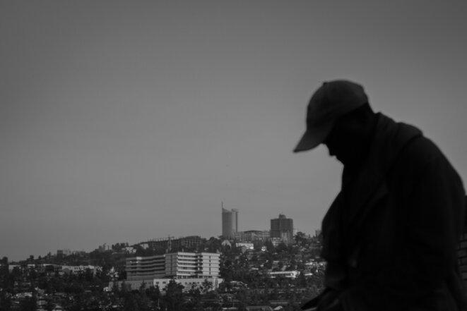 Kigali, en février 2014 © Thomas Cantaloube