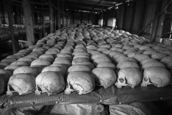 Le mémorial de Bisesero, Rwanda, février 2014