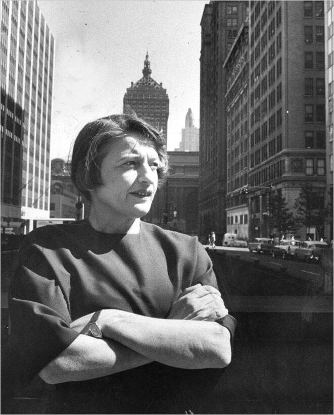 Ayn Rand en 1957