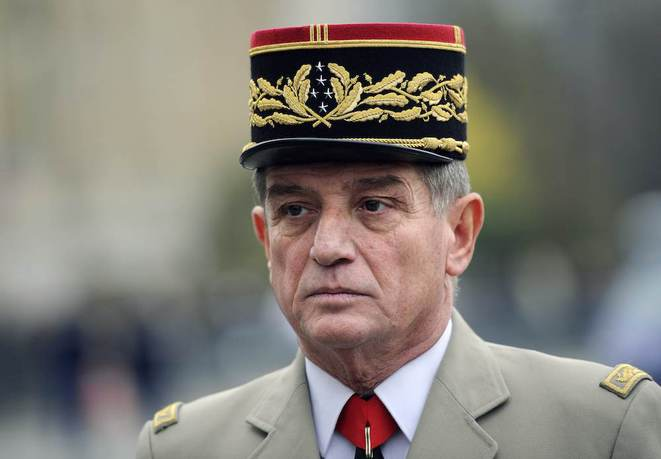 Benoît Puga en novembre 2011.