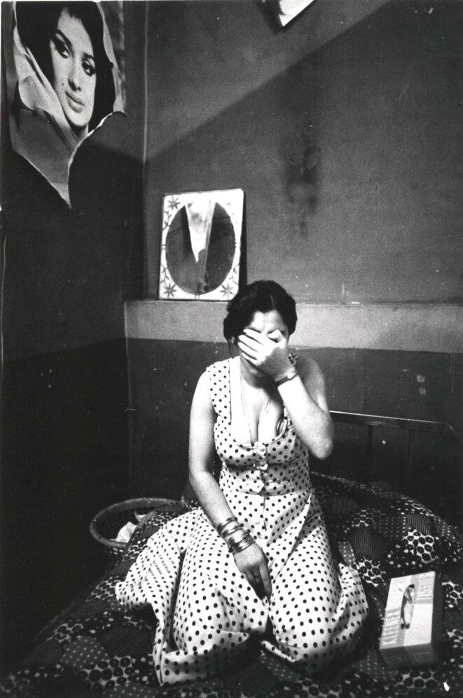 Kaveh Golestan (1950-2003) Série des Prostituées (Shahr-e No), 1975-1977