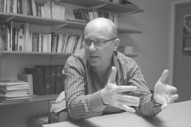 Bastien François en 2008