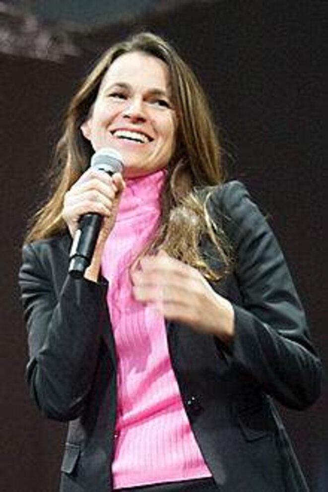 Aurélie Filippetti, en 2012