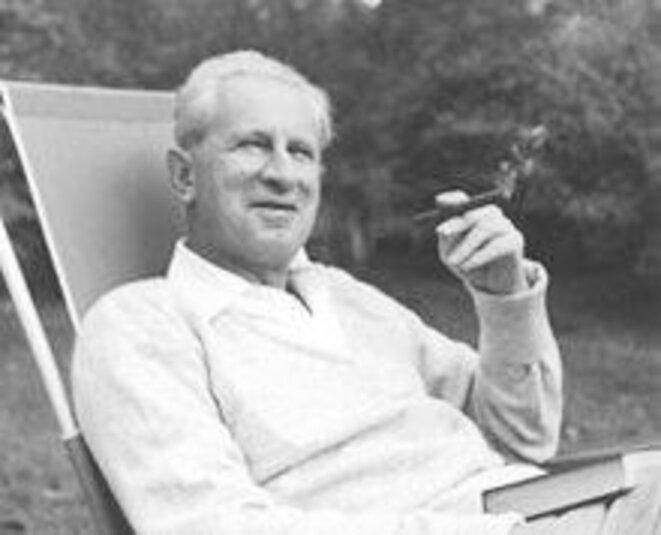 Herbert Marcuse, en 1955