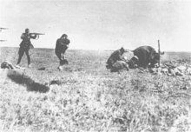 Meurtres de Juifs dans la région de Kiev en 1942