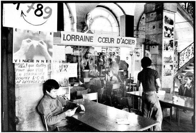 © André Lejarre, Le Bar Floréal