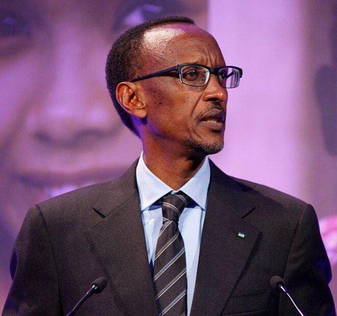 Paul Kagame en 2012