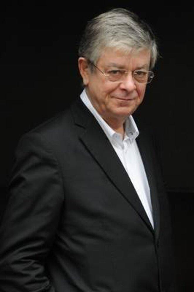 François Gèze © La Découverte