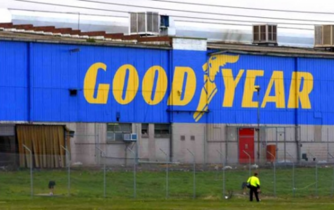Usine Goodyear d'Amiens © Reuters