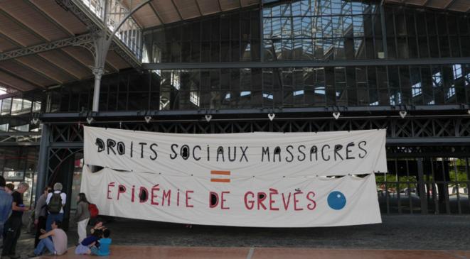 AG des intermittents lundi 9 juin à la Villette.