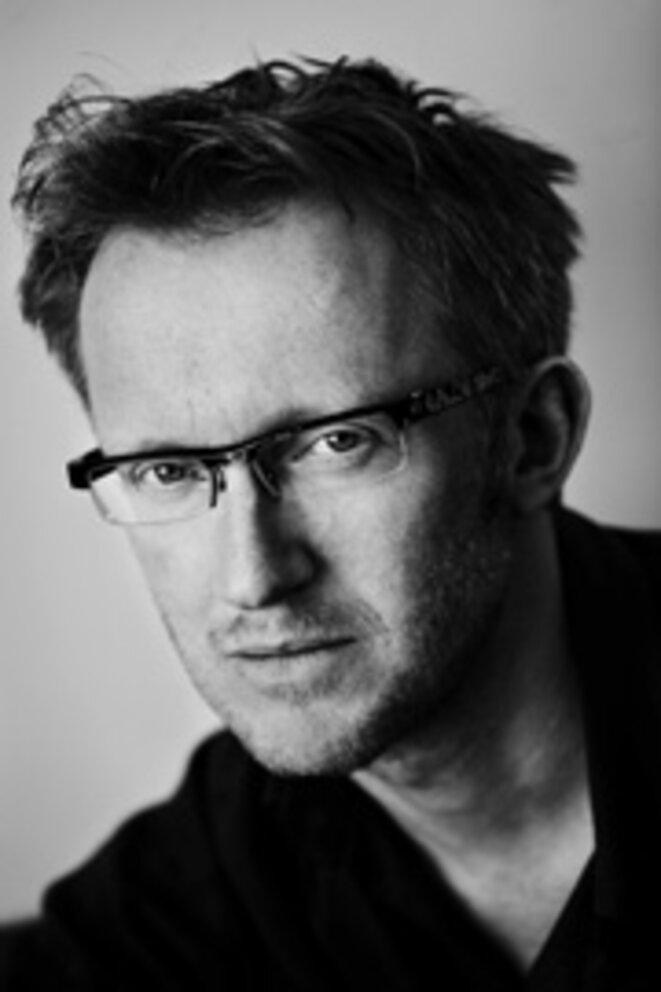 David Van Reybrouck © Stephan Vanfleteren