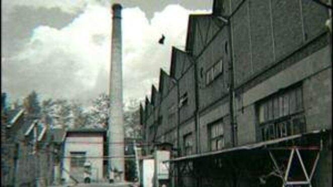 L'usine Amisol de Clermont-Ferrand