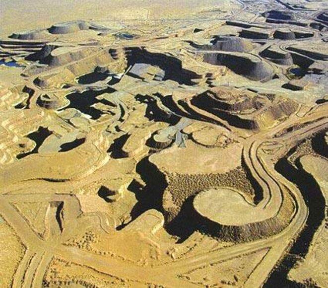 Carrière d'uranium au Niger - le désastre...