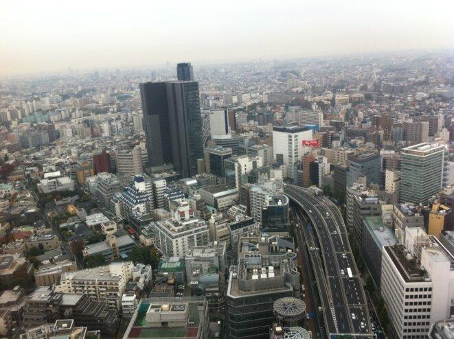 Tokyo, aujourd'hui.  © Frantz Vaillant