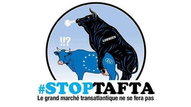 """""""stop au grand marché transatlantique"""" © http://www.chaos-controle.com/archives/2014/01/28/29066969.html"""