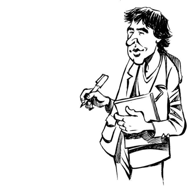 Patrick Chappatte, un journaliste (presque) comme les