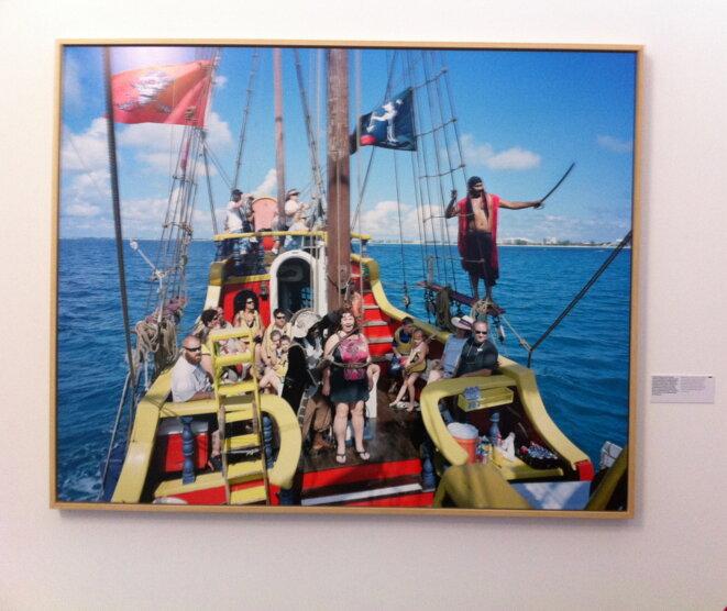 Les Iles Caïmans, un vrai folklore! © Paolo Woods et Gabriele Galimberti