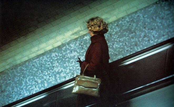 La Femme au sac à main © Dolorès Marat