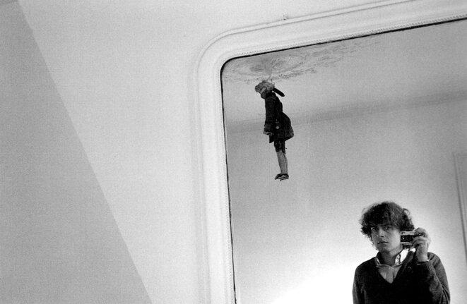 Autopotrait, 1982 © Hervé Guibert