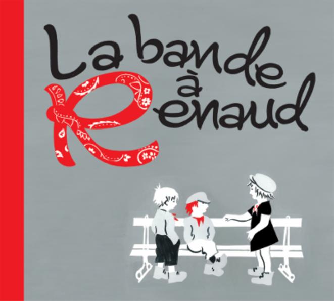 """Couverture de l'album """"La bande à Renaud"""""""