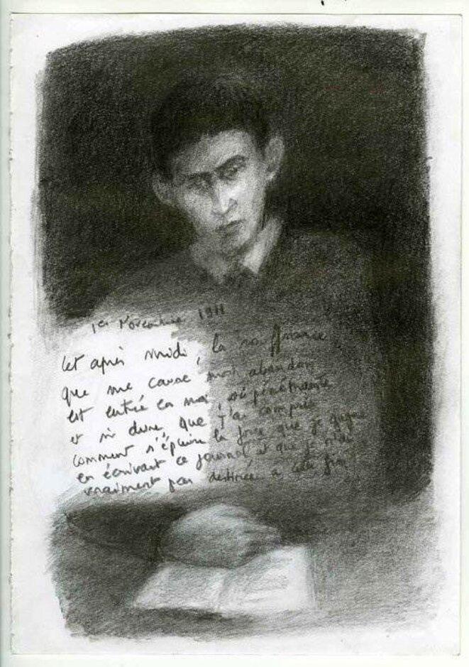 """""""Mon Kafka"""", extrait"""
