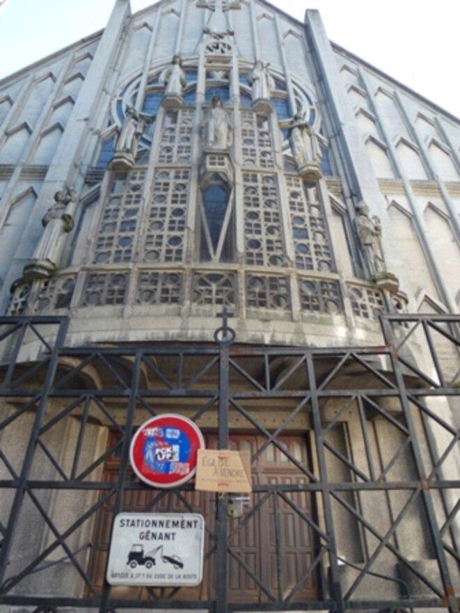 Église à vendre ! © BRL