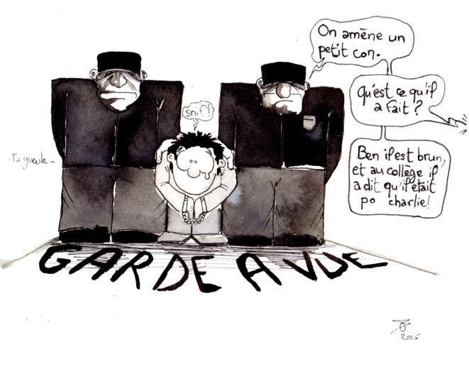 On a encore tout compris... © Breton Hugues