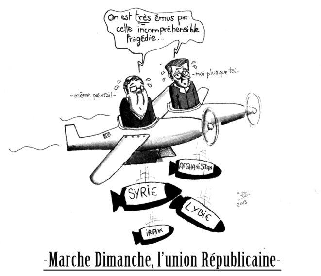 l'union républicaine  © Breton Hugues