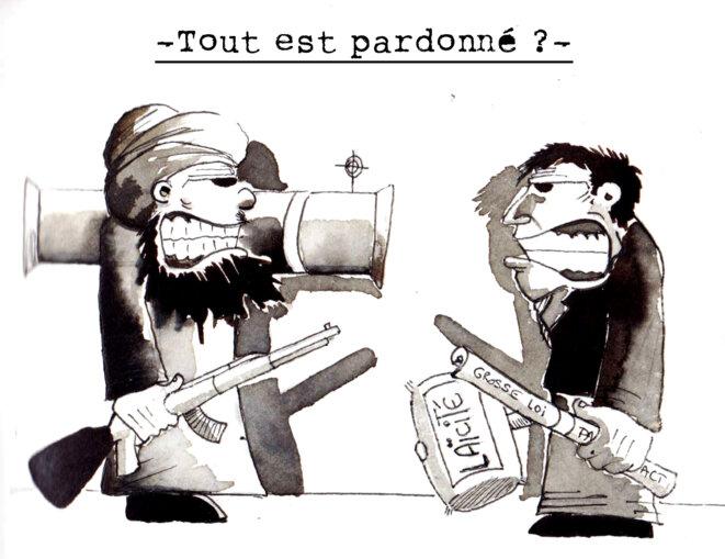 Tout est pardonné © Breton Hugues