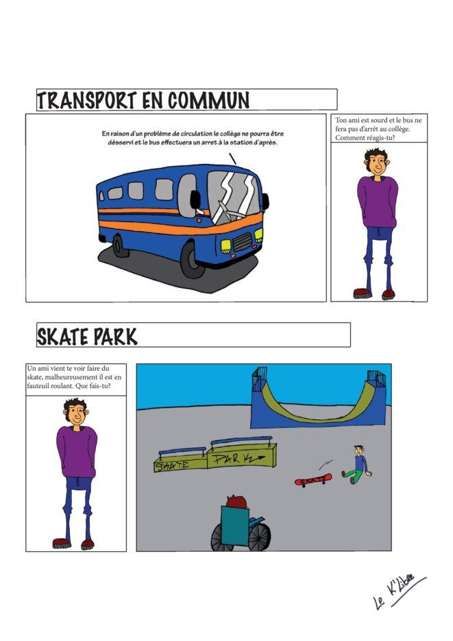 page 1 © Le K'libre