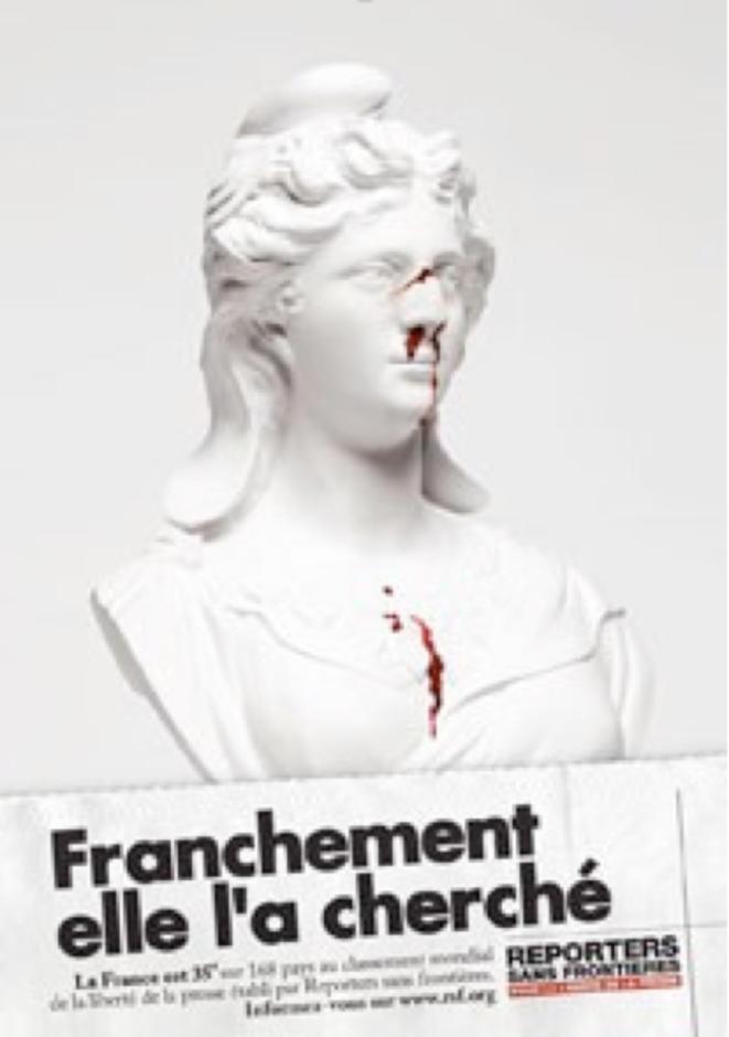 © Reporters sans frontières