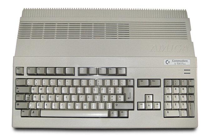 Amiga A-500 Plus