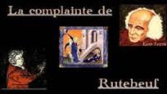 Le Guignon Dété De Rutebeuf Le Club De Mediapart
