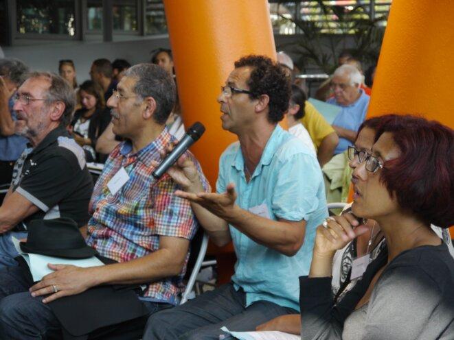 Les débats ont été vifs pour accorder les 150 associations. © TSC/MP
